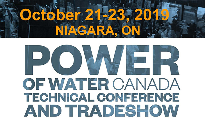 Power of Water Canada 2019